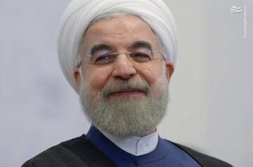 روحانی: در شرایط تحریم ها هم چرخ سانتریفیوژ چرخید، هم چرخ اقتصاد! | انرژی هسته ای را بی هزینه کردیم / فیلم