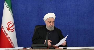 روحانی احکام جدید صادر کرد
