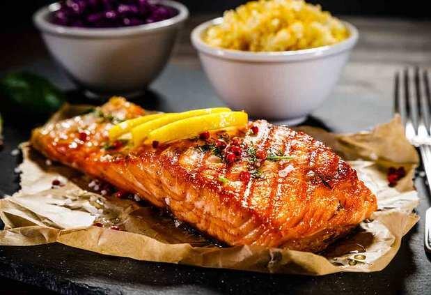نحوه درست کردن کباب ماهی مزهدار شده