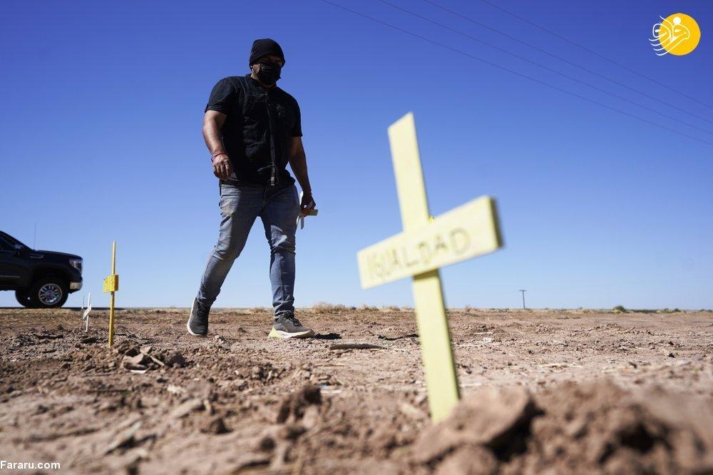 مرگ ۱۳ نفر در تصادف وحشتناک جنوب کالیفرنیا / تصاویر