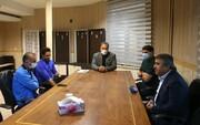 نشست مدیرعامل استقلال با مجیدی و کمالوند
