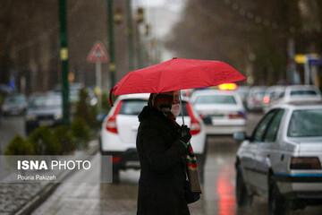بارش برف و باران از امروز آغاز میشود/ کدام استانها برفی میشوند؟