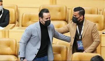 نظر اهالی فوتبال به رای حاج صفی و عدم انتخاب علی کریمی در انتخابات فدراسیون فوتبال/ فیلم
