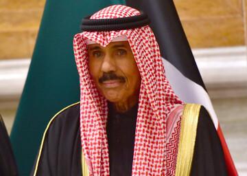 سفر درمانی امیر کویت به آمریکا