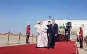 پاپ فرانسیس وارد عراق شد