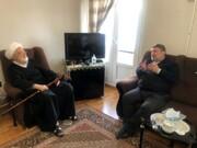 انتخاب الیاس حضرتی به عنوان دبیرکل حزب اعتماد ملی
