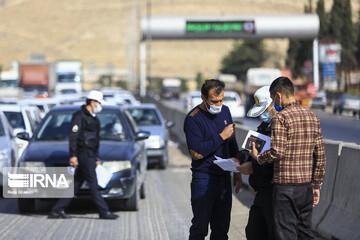 صدور بیش از ۳۵ هزار برگ جریمه در زنجان