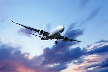تیکآف زیبای هواپیما در دمای ۳۵ درجه زیر صفر / فیلم