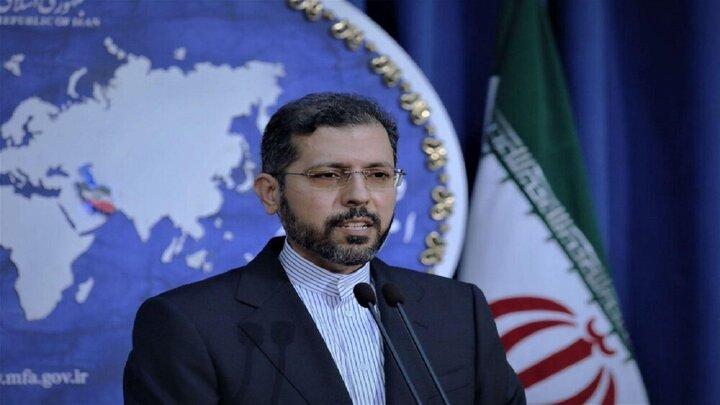 کلیه امور مرتبط با سیاست خارجی صرفا از طریق وزارت خارجه منتقل میشود