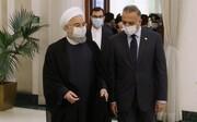 روحانی خواستار آزادسازی فوری منابع ارزی در عراق شد
