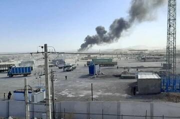 جزئیات آتشسوزی جدید در مرز افغانستان و ایران