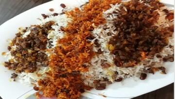 پتله پلو؛ غذای سنتی شهر قم + طرز تهیه