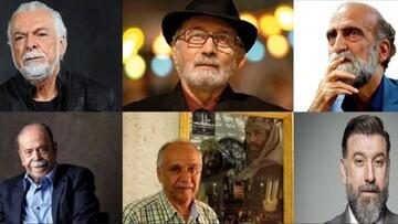 هنرمندان و بازیگران فوت شده سال ۹۹؛ از محمدعلی کشاورز تا ماهچهره خلیلی / تصاویر