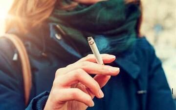 تاثیر سیگار بر روی پوست و موی زنان