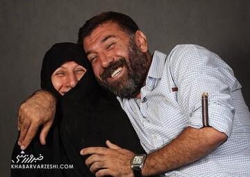 واکنش مادر علی انصاریان به ادعای یک بازیگر زن درباره پسرش