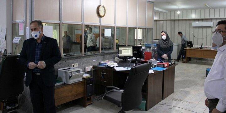 ادارات خوزستان تا پایان سال فقط با ۱۰ درصد پرسنل فعالیت میکنند +اسامی