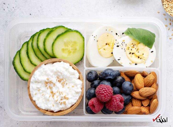 کاهش وزن سریع با این ۵ خوراکی