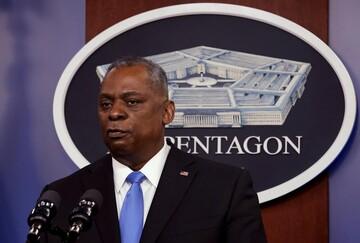 وزیر دفاع آمریکا به هند میرود