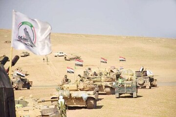 کشف تونلهای داعش در شمال بابل