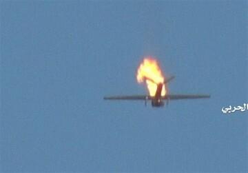 هواپیمای عربستان در الجوف سرنگون شد