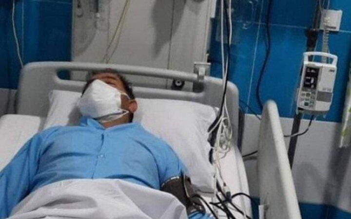 خونریزی شدید پزشک ایرانی بعد از تزریق واکسن روسی کرونا