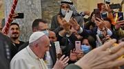 پایان سفر پاپ به عراق