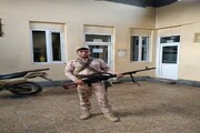 یک سرباز هنگ مرزی آذربایجان غربی به شهادت رسید