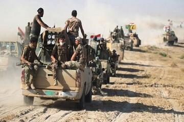 خنثیسازی حمله داعش به سامرا توسط حشد شعبی