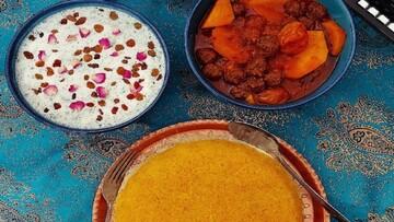 نحوه درست کردن تاس کباب شیرازی + مواد لازم