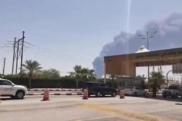 شنیده شدن صدای انفجار در شهر «ظهران» عربستان