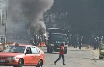 ۲۰ کشته بر اثر وقوع انفجار در گینه استوایی