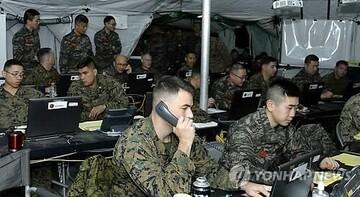 آغاز رزمایش مشترک آمریکا و کره جنوبی زیر سایه کرونا