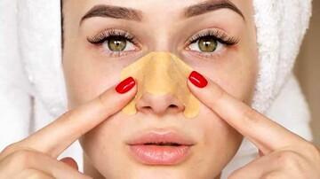 از بین بردن چربی بینی با چند روش ساده خانگی