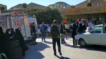 جزئیات ماجرای بسته مشکوک در ترمینال کاوه اصفهان /فیلم