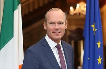 بیانیه وزیر خارجه ایرلند پس از دیدار با مقامات ایران