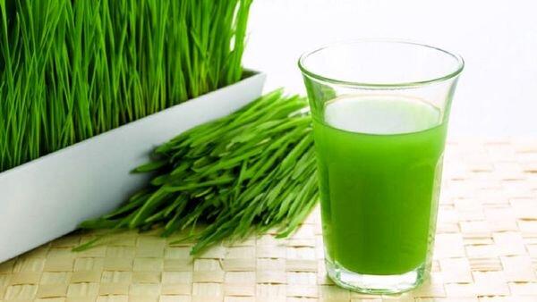 خواص فوق العاده سبزه برای سلامتی