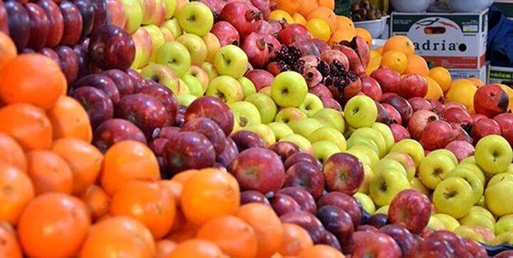 توزیع میوه شب عید تا ۱۵ درصد کمتر از قیمت بازار