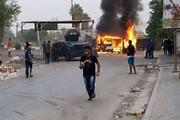 وقوع حمله انتحاری در کاظمین در شب شهادت امام موسی بن جعفر (ع) / فیلم