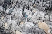 لحظه دلخراش مرگ کوهنورد به علت پاره شدن زیپلاین / فیلم