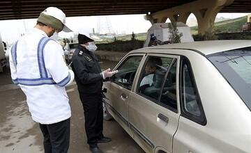سفر با خودوری شخصی به شیراز ممنوع شد