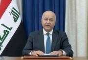 عراق قصدی برای عادیسازی روابط با رژیم صهیونیستی ندارد