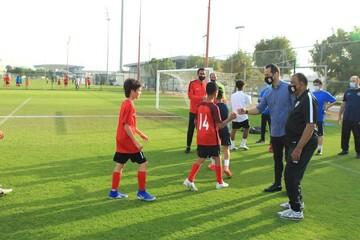 دومین سفر علی کریمی به دوبی در یک ماه اخیر/ خبری در راه است؟