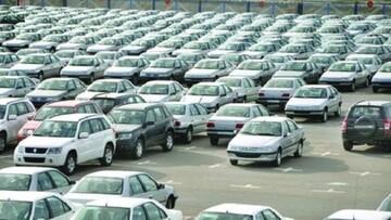 کاهش قیمت خودرو در بازار شب عید