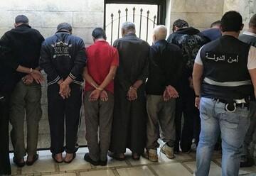 دستگیری شش تروریست داعشی در عراق