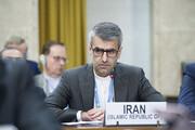 اشغالگران قدس حقی برای اظهارنظر درباره مقوله حقوق بشر در ایران ندارند
