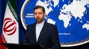توضیحات سخنگوی وزارت خارجه درباره نامه ظریف به بورل