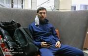 حضور میلیچ در باشگاه استقلال پس از ورود به تهران