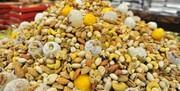 لیست قیمت انواع آجیل و خشکبار در بازار شب عید