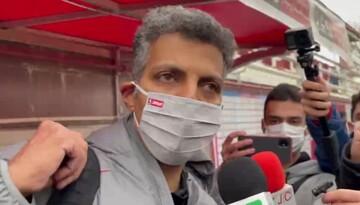 واکنش متفاوت فردوسیپور به عدم پخش دیدار منتخب سرخابیها و رسانه ورزش از تلویزیون/ فیلم
