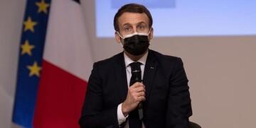 ماکرون: تنها راه برونرفت از بحران سوریه راهحل سیاسی است